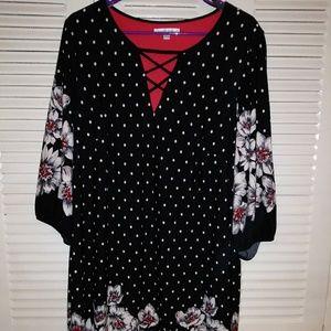 Sandra Darren Dress 14w